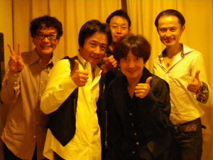 Premium 3Nights produced by 鳥山雄司 第二夜 Back to 80's ~ Fusion Night~の舞台裏